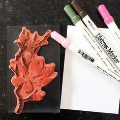 Distress Markers, Daffodils, Magnolia, Cardmaking, Watercolour, Sunday, Scrapbooking, Paper Crafts, Art