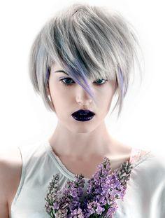 Hair: Neil Barton   Makeup: Nora Nona   Style: Jo Phillips   Photo: Stuart Weston
