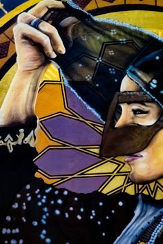 woman art about life Street Painting, Happy Moments, Abu Dhabi, Uae, Muslim, Photo Art, Dream Catcher, Street Art, Dreaming Of You