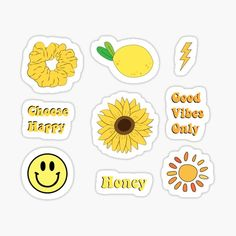 ☆Yellow VSCO Girl Aesthetics Sticker Pack☆ ☆Decorate and personalize laptops, windows, and more ☆Removable, kiss-cut vinyl stickers ☆Super durable and water-resistant inch white border around each design ☆Matte finish Preppy Stickers, Cute Laptop Stickers, Pop Stickers, Tumblr Stickers, Kawaii Stickers, Printable Stickers, Journal Stickers, Planner Stickers, World Map Sticker