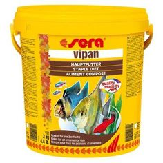 Vipan Fish Food Size: 2kg  #Sera_USA #Pet_Products