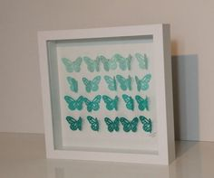 Id es tableaux on pinterest papillons paper butterflies and butterflies - Ikea tableau decoration ...