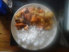 Curry van bloemkool, aardappelen en eieren | | Goed en gezond eten
