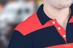 Gorgeous Free Polo Shirt Mockup PSD   Zippypixels