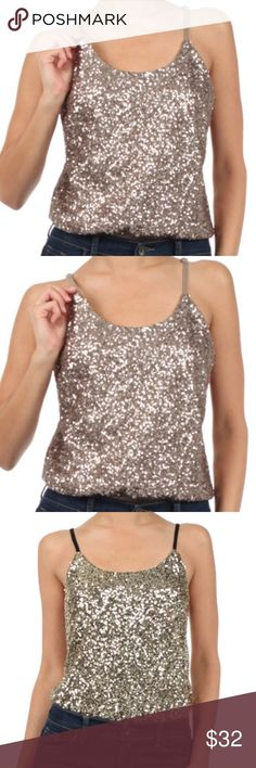 IN SILVER Sequins bodysuit snap closure in crotch area, straps tighten to fit, this is in Silver Tops Silver Sequin Skirt, Sequin Bodysuit, Crotch Area, Silver Tops, Fashion Design, Fashion Tips, Fashion Trends, Sequins, Closure