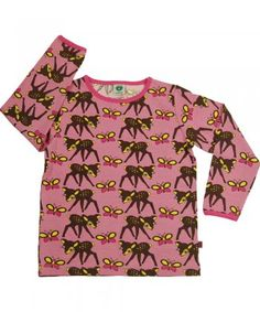 Smafolk rose bambi long sleeved t-shirt