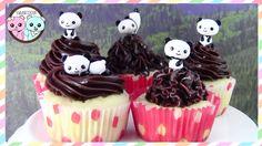 PANDA CUPCAKES, KUNG FU PANDA CUPCAKES - SUGARCODER  #kungfupanda #pandacupcakes #pandacake #kungfupandacupcakes #pandatreats #pandacookies #decoratedcupcakes #cupcakeart #foodart #cakeart #decoratedcakes