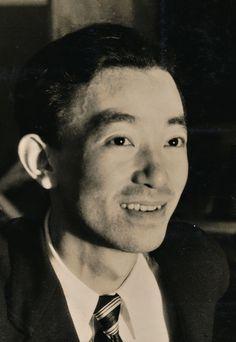 Portrait of Kansuke Yamamoto, late 1930's.