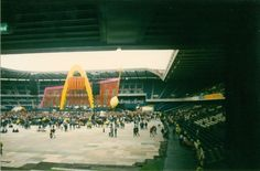 Murrayfield stage Popmart