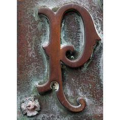 letter P by Leo Reynolds, via Flickr