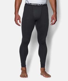 53ef00357329b Look what I found on #zulily! Black UA ColdGear® Armour Leggings - Men