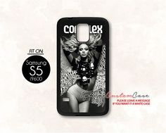 beyonce complex for Samsung S5 Black case