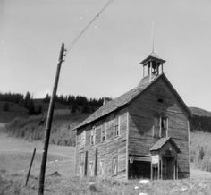 Kokomo's school, 1963 :: Western History