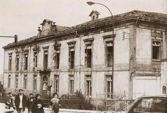 Asilo de Santa Marta en 1981