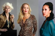 New documentary 'About Face: The Supermodels, Then and Now' interviews famous women about fashion, beauty, and aging.