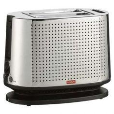 Bistro Toaster - Chrome