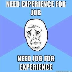 I swear every job application feels this way to some extent.