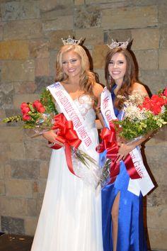 2014 Miss GSG Teen - Berkley Bryant. 2014 Miss GSG - Kelly Ragan. #gallabrae #fetegreenville