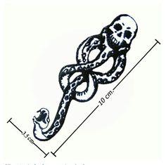 harry potter death eater tattoo tattoos that i love pinterest. Black Bedroom Furniture Sets. Home Design Ideas