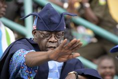 2019: PDP reacts to Buharis appointment of Tinubu to resolve APC crisis