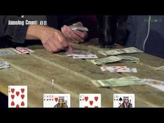Katso tämä video! How To Count Cards & Beat The Casino!