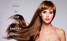 12 tips for getting the long hair you always dreamed! Long hair is getting more and more popular; you admire it on fashion models, you see it on your favorite actresses and maybe you get a little bit jealous seeing it on the streets – it's like every woman that passes by you has gorgeous … Continue reading How to grow long, healthy hair fast