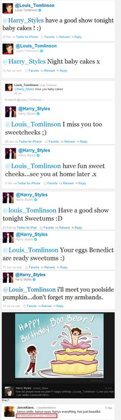 Old tweets***PLEASE. Tell me how real Elounor is! Id love to tell it to these tweets:)xx
