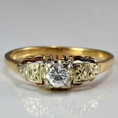 Browse our collection of Vintage, Antique and Estate Engagement Rings and Jewellery. Estate Engagement Ring, Modern Jewelry, Silver Rings, Antiques, Vintage, Antiquities, Antique, Engagement Ring