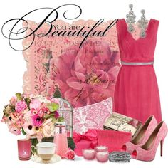 """You are Beautiful"" by mama-candy on Polyvore"