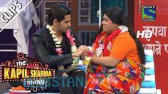 Meet Mr. and Mrs. Malhotra - The Kapil Sharma Show-Episode 40- 4th September 2016