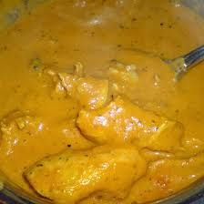 Butter Chicken by Amber India, Mountain View, CA: So tender, it falls off the bone! Here's the link to the recipe http://www.sfgate.com/news/article/Amber-India-s-Tender-Chicken-Melts-Off-the-Bone-2931200.php  #Chicken #Butter_Chicken #Amber_India #Mountain_View #CA