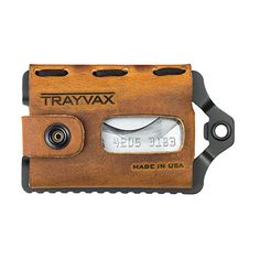 Trayvax Element Wallet (Canyon Red) at Amazon Men's Clothing store: