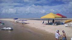 Ilha dos namorados - Aracaju. #BlogueirosEmAracaju #aracaju #sergipe #ap
