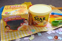 Feature: Star Margarine Fairy Bread | Dear Kitty Kittie Kath- Top Beauty and Lifestyle Blogger with Style and Mommy Blog on the side