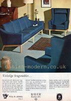 Poul M Jessen | ID your vintage danish modern