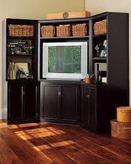 Corner Tv   Like This Look · Corner Media CabinetCorner ...