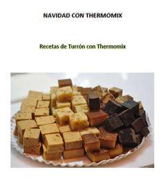 recopilacion recetas turrones Navidad con Thermomix