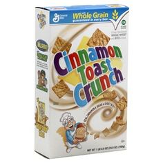 Cinnamon Toast Crunch Cereal, Only $0.67 at Walgreens!