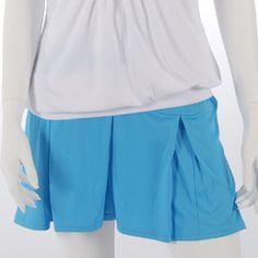 Tennis skort Women adidas W Adilibria Skort Cyan