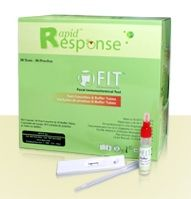 Rapid Response Fecal Occult Blood Test (IFOBT) 30 Tests/Kit