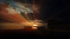 Evening Sunset ....... by Santhosh Kasturi on 500px