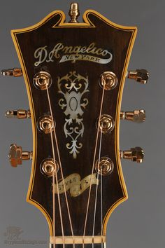 D'Angelico Style B 1942