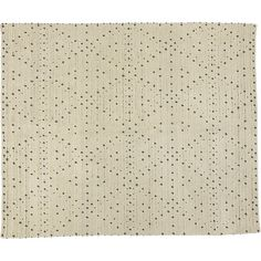 Sanderum Rug High Pile White Grey 200x200 Cm Runners