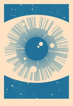 "Simon C., English) - ""The Astronomers' Ball"", Poster Graphic Optical. Art And Illustration, Illustration Design Graphique, Gravure Illustration, Art Graphique, Illustrator, Graphisches Design, Plakat Design, Kunst Poster, Beautiful Posters"