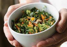 Raw Power Salad  #DailyBites:
