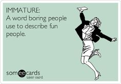 SomeEcards this is sooo true Someecards, Guter Rat, Love My Best Friend, Boring People, Deco Mesh Wreaths, E Cards, Funny Cards, Signs, Decir No