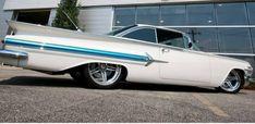 1960 Impala Classic Hot Rod, Classic Cars, Tc Cars, 1960 Chevy Impala, Detroit Steel, Impalas, Wide Body, Car Car, Bel Air
