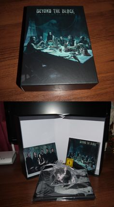 Beyond the Black - Lost in forever Limited Edition Box(2016, We Love Music) EU
