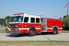 Cincinnati, OH FD Engine 18  1995 E-One Cyclone 1500 / 500  # 15141