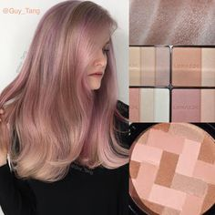 Blush Nudes by Guy Tang @schwarzkopfpro